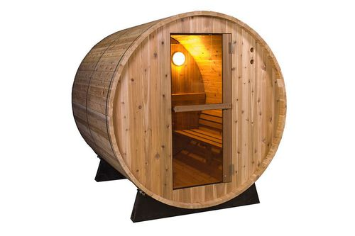 RUSTIC BARREL 4 ft